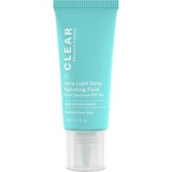 Clear Denní zmatňující ultralehký krém s  SPF faktorem 30+  Varianty produktu-Vzorek 15 ml