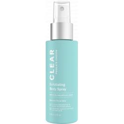 Clear Exfoliantní tělový spray s2% kyselinou salicylovou