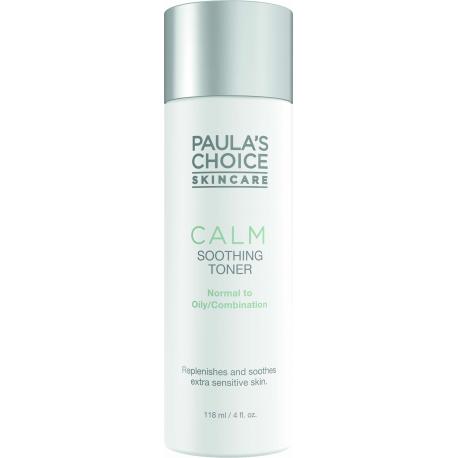 Calm Redness Tonikum - normální až mastná pleť