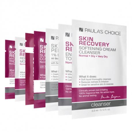 Skin Recovery pro obnovení pleti - testovací sada