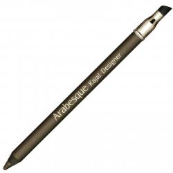 Konturovací tužka na oči s pěnovým aplikátorem