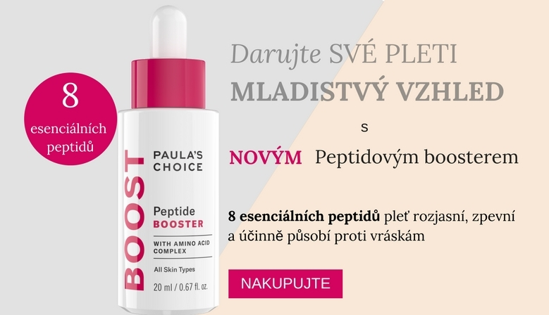 Peptidový booster s komplexem aminokyselin
